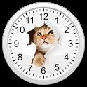 Cats Analog-Clocks Widget icon