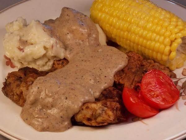 Lone Star Chicken-fried Steak