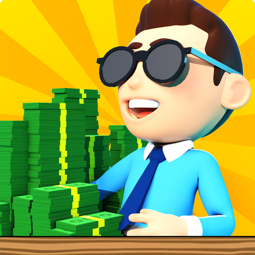 Millionaire Billionaire Tycoon 💰 - Clicker Game Icon