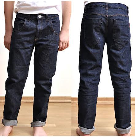 Erasure jeans