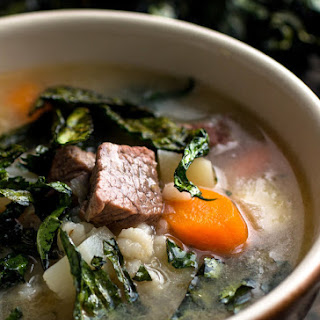 Soup With Kale And Turnips Recipes