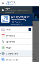 Screenshot of CPCU Society