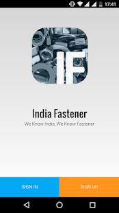 IndiaFastener - náhled