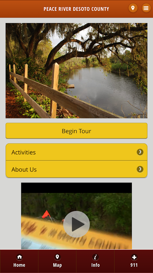 Peace River Fl Discover DeSoto- screenshot