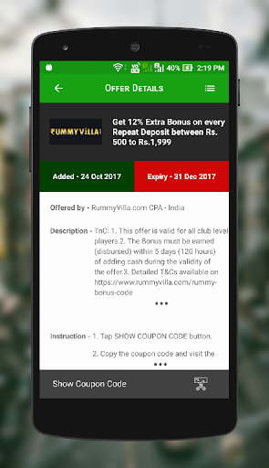 Grab Deals - Offers & Coupons 2.0.3 screenshots 5