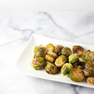 Roasted Balsamic Brussels Sprouts.
