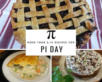 20 Yummy Ways To Celebrate Pi Day! Recipe