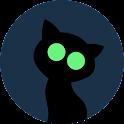 Scroll - random photo exchange icon