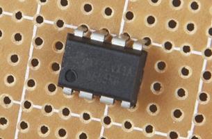 555 Timer Position on Breadboard