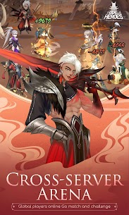 Ode To Heroes MOD Apk 0.17.0 (Unlimited Money) 4