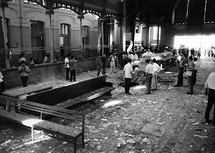 Photo: VC đặt bom Bưu Điện Sài Gòn