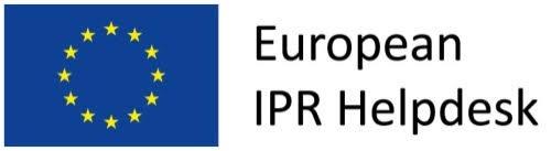 European IPR Helpdesk