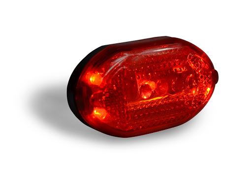 luz trasera ciclismo 1230