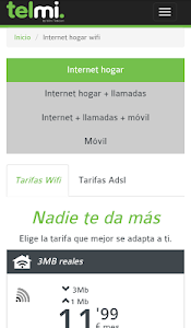 Telmi Telecom screenshot 3