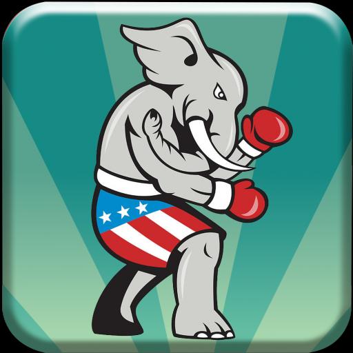 Super Hero Elephant Stunts
