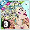 Intricate Coloring Lite-Wonder icon