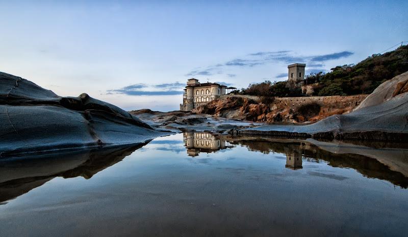 Centro sul castello di Gianluca Presto