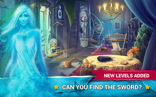 Hidden Object Enchanted Castle u2013 Hidden Games  screenshots 1