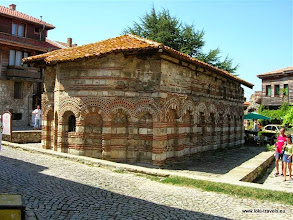 Photo: Nessebar, Aartsengelen Michael & Gabriel kerk (13e eeuw) | Archangel Michael & Gabriel church (13th century)  www.loki-travels.eu
