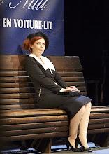 Photo: Wiener Staatsoper: MANON (17.9.2014). Patricia Petibon. Foto: Michael Pöhn / Wiener Staatsoper