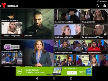 Telemundo Now Screenshot 4