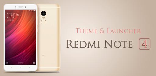 Theme For Xiaomi Redmi Note 4