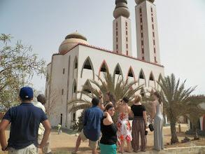 Photo: Touring a mosque