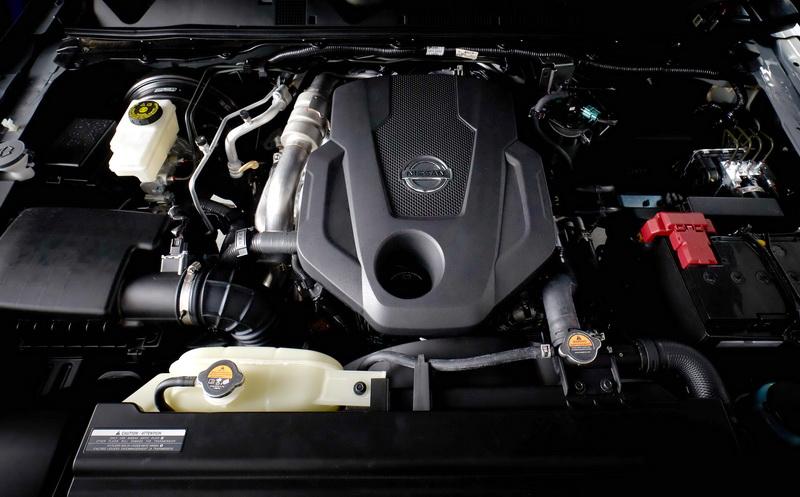 เครื่องยนต์รถยนต์ : New Nissan Navara Pro 4x