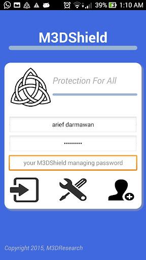 M3DShield Payment App