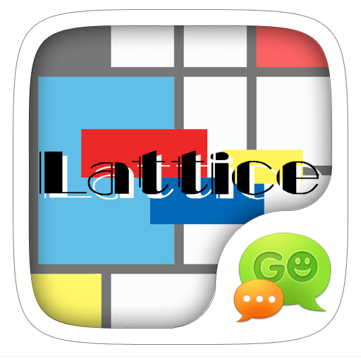 (FREE) GO SMS LATTICE THEME