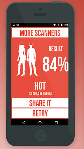 Sexy Hot Detector Prank for Android apk 1