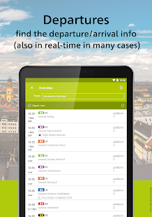 MVV-App – Munich Journey Planner & Mobile Tickets- screenshot thumbnail