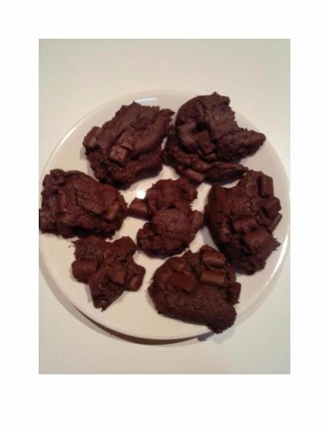 Devil's Food Chocolate Chunk Cookies Recipe