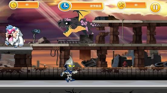Tải Ultra Robot Attack APK