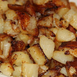 Fried Meat And Potatoes Recipes