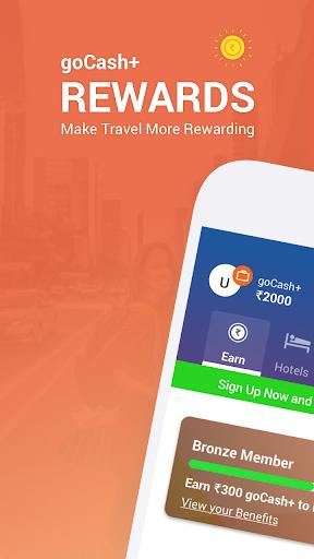 Goibibo - Flight Hotel Bus Car Train IRCTC Booking 5.2.10 screenshots 2
