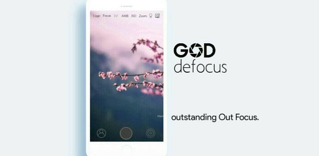 Download God Defocus Camera Pro (Defocus, Bokeh, Portrait) APK latest  version 105 6 0 for android devices
