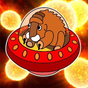 Mammoth Gravity Battles – play 3D spin on classic 'Gravity Wars' game