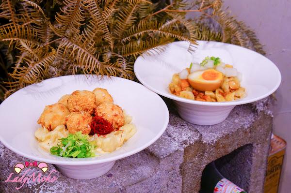 文青質感麵疙瘩餃子專賣店,BON Meingerda & Dumpling,科技大樓美食