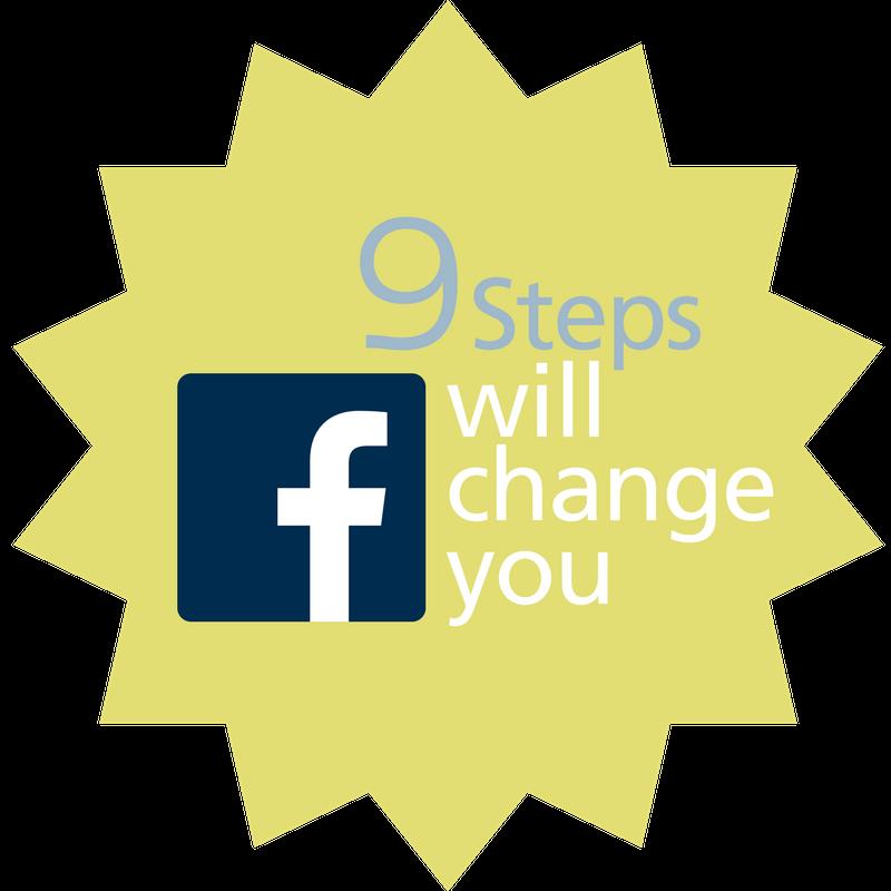 Facebook Group 9 Steps