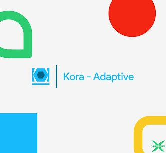Kora – Adaptive Icon Pack v0.5.2 [Patched] 1