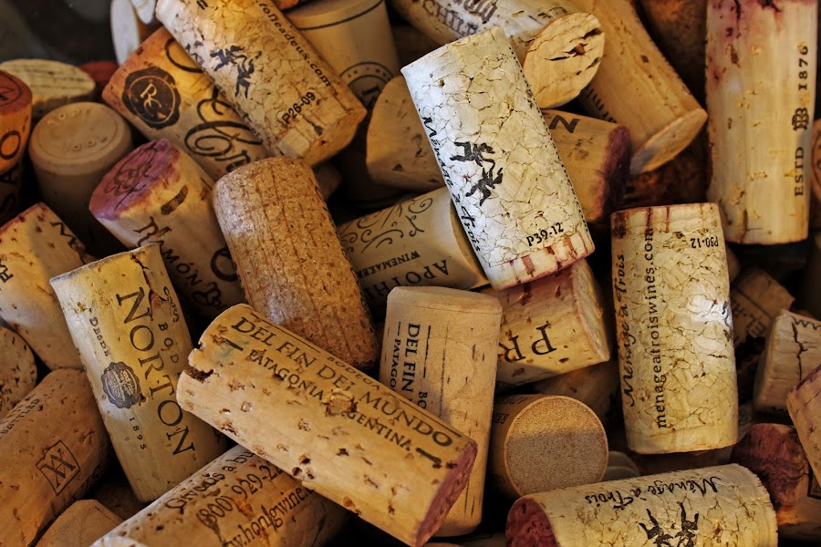 Corks  by José M. Ramos - Food & Drink Alcohol & Drinks ( wine, cork, alcohol, drinks, wineglass )