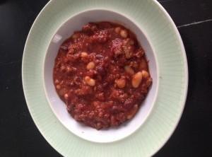 Two Bean Venison Chili Recipe