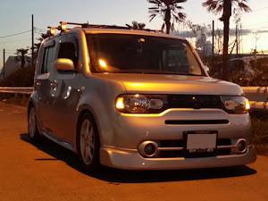キューブ Z12 2009年 Vセレクションのカスタム事例画像 stormさんの2019年01月04日23:07の投稿