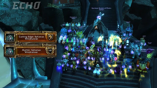 Race to World First: Echo clutches win in Sanctum of Domination