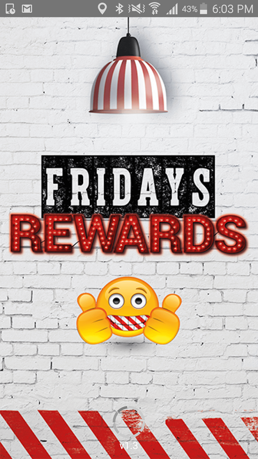 TGI Fridays UK- screenshot