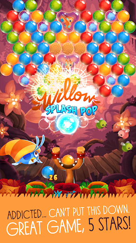 Angry Birds POP Bubble Shooter - screenshot