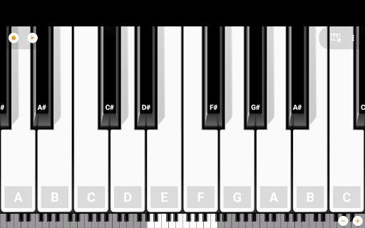 Mini Piano Lite 4.5.5 screenshots 12