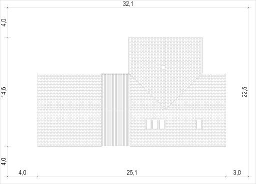 House X44 - Sytuacja
