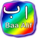 Arabic alphabet for beginners icon